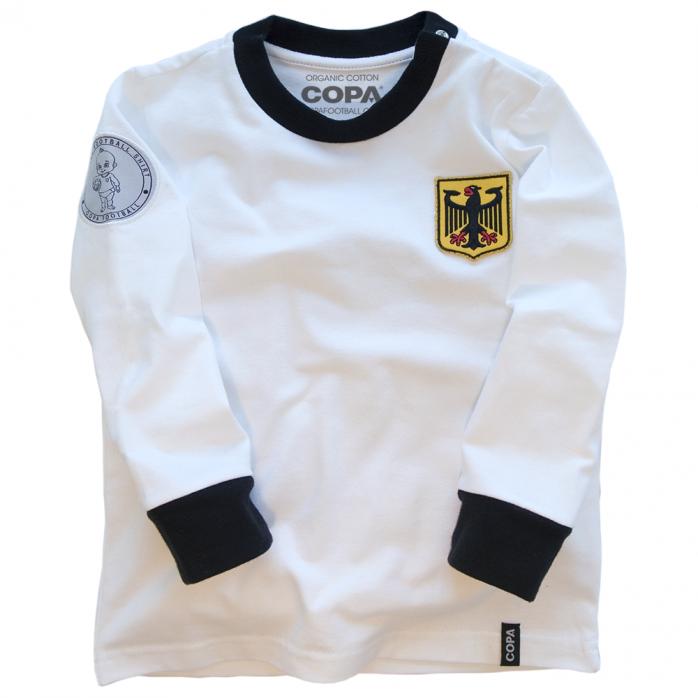 Germany 'My First Football Shirt' Long Sleeve