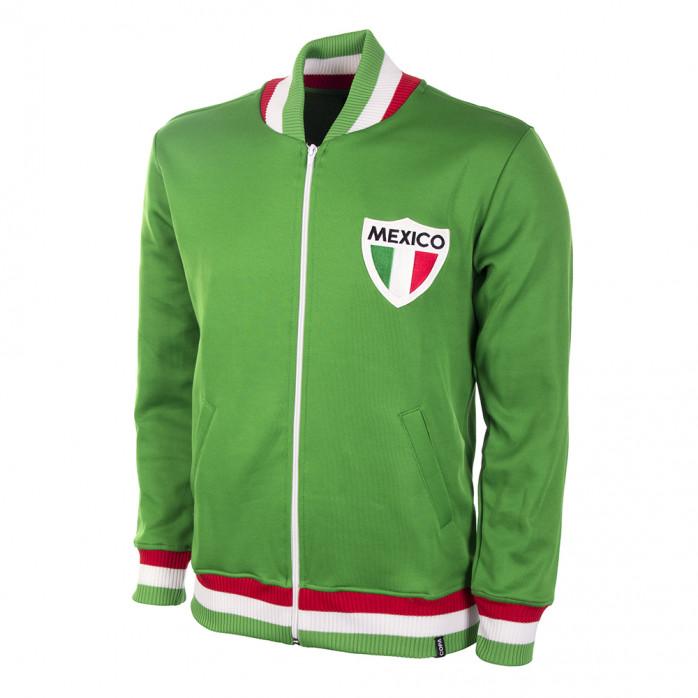 Mexico 1970's Retro Football Jacket