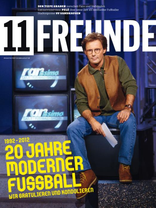 11FREUNDE Ausgabe #132