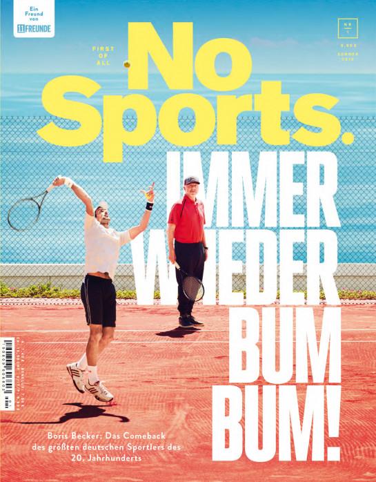 NoSports Ausgabe #01