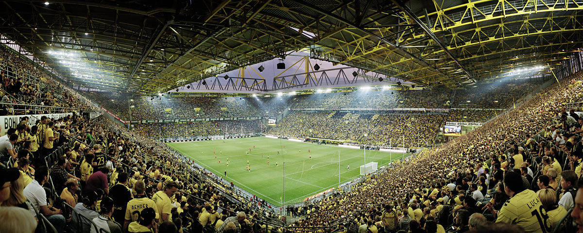 Stadion Berlin Plätze