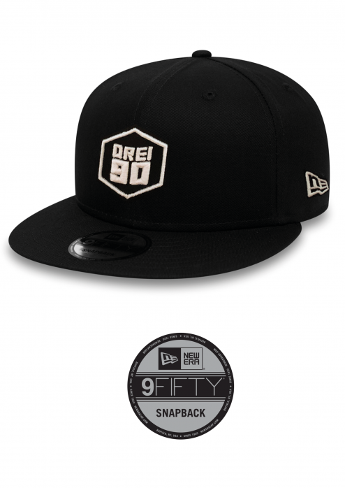 New Era 9FIFTY-Drei90 Sechseck