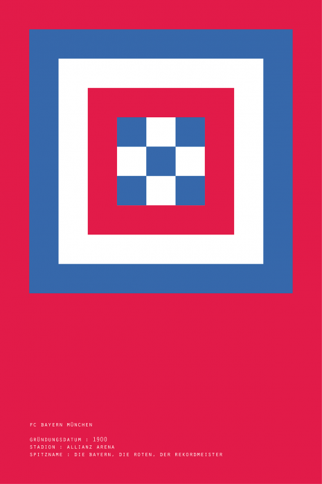 Pixel Lookalike: Bayern