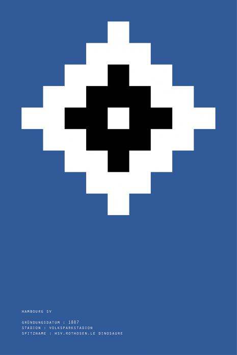 Pixel Lookalike: Hamburg