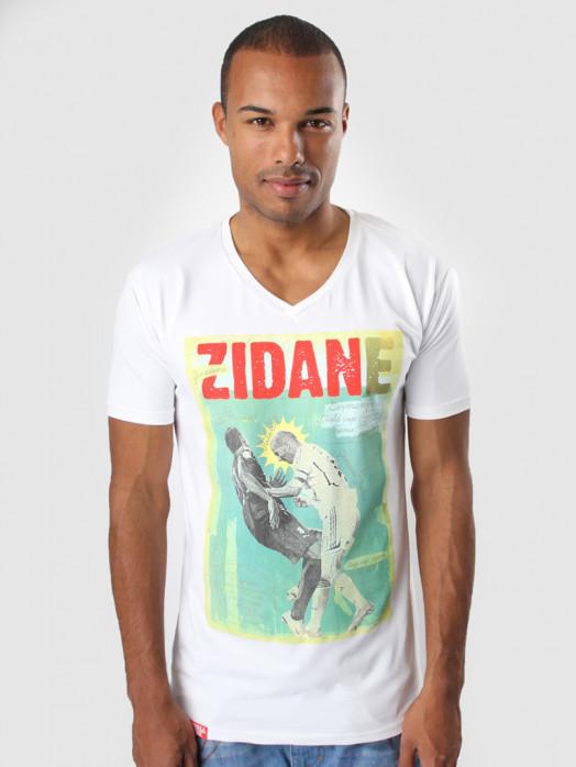 Zidane by Zoran Lucic