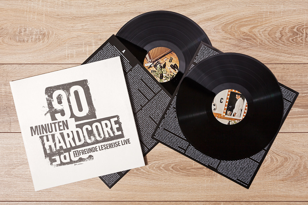 90 Minuten Hardcore - 11FREUNDE Lesereise Live