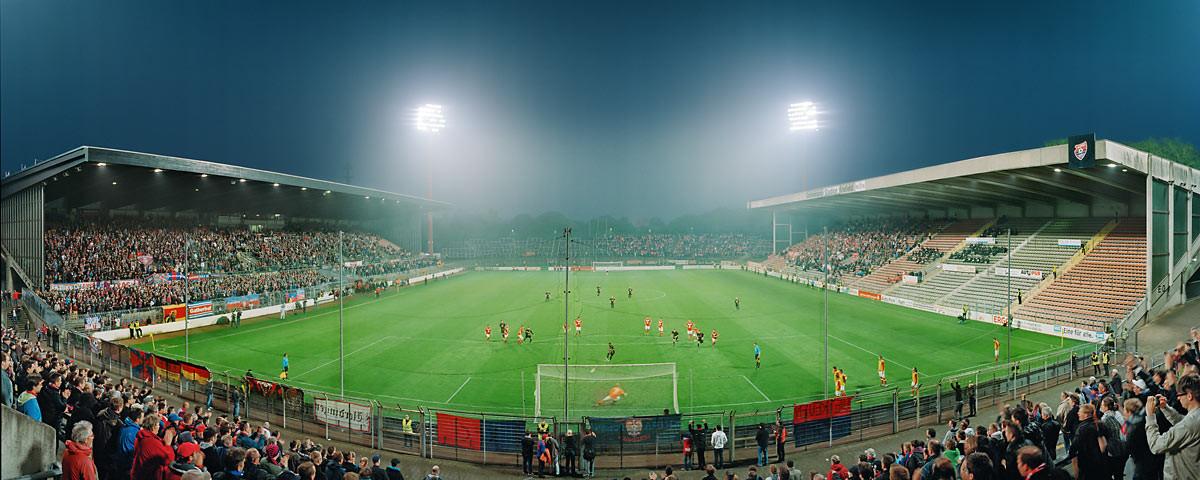 KFC Uerdingen - Stadionfotos, Mannschaftsfotos ...