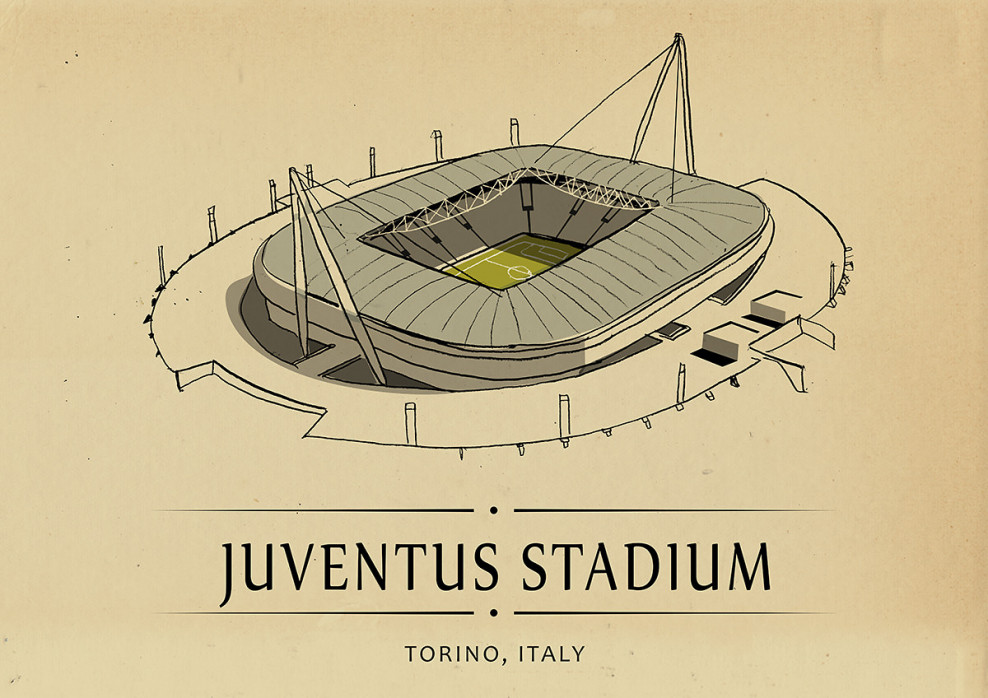 World Of Stadiums: Juventus Stadium
