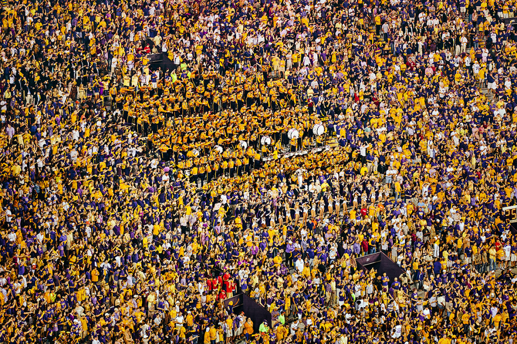 LSU Tiger Marching Band