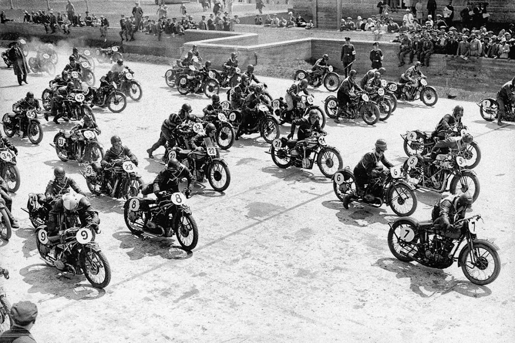 Motorradrennen 1930