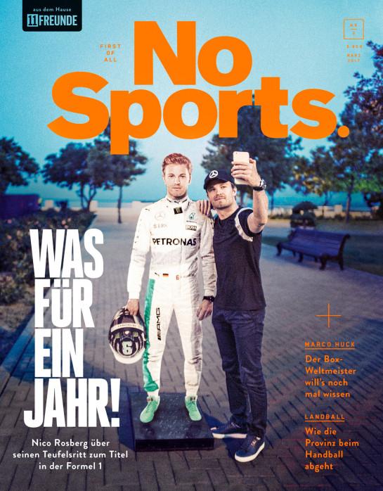 NoSports Ausgabe #03