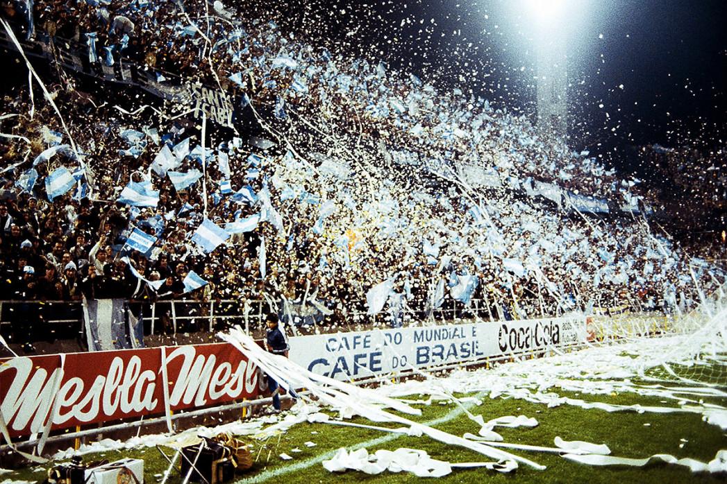 Argentinien Fans 1978