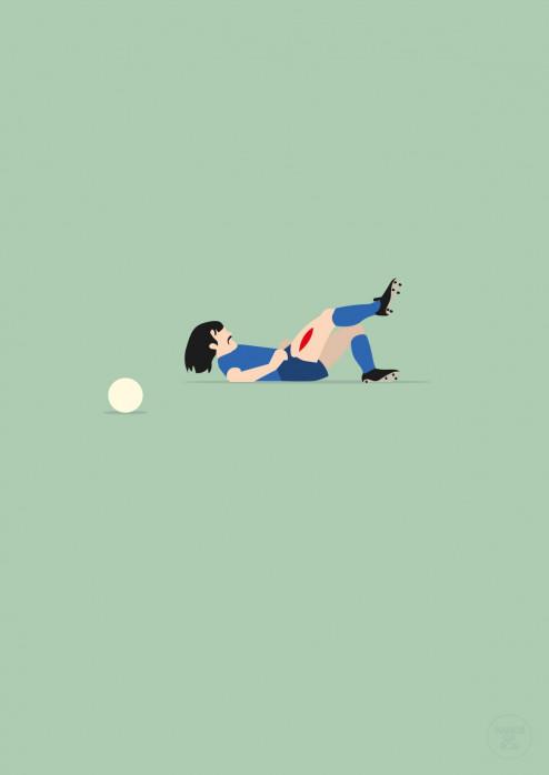 Ball gespielt
