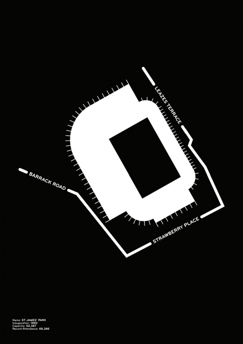 Piktogramm: Newcastle