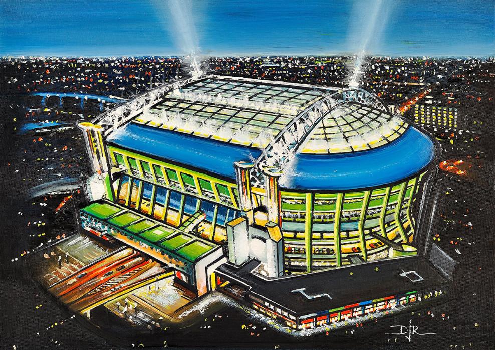 Stadia Art: Amsterdam Arena