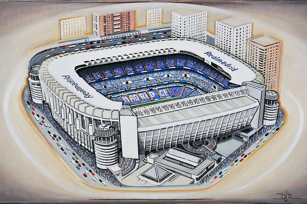 Stadia Art: Bernabéu