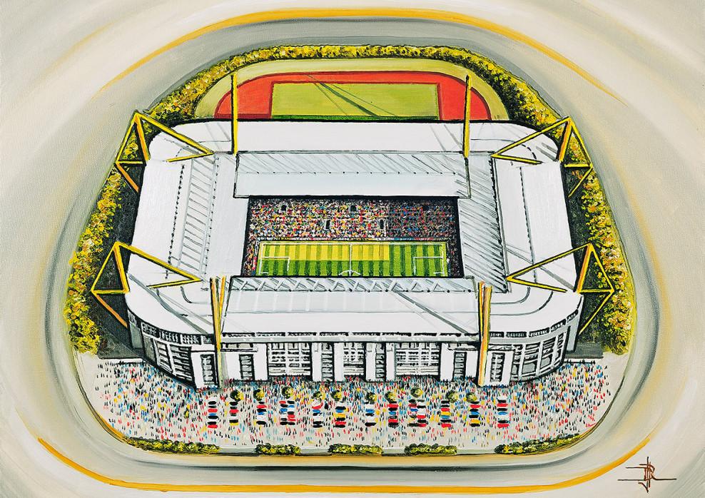 Stadia Art: Westfalenstadion