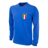Italy 1970's Long Sleeve Retro Football Shirt