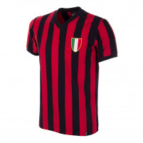 Milan 1960's Short Sleeve Retro Football Shirt