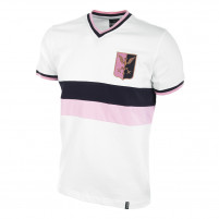 Palermo Away 1970's Short Sleeve Retro Football Shirt