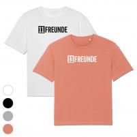 T-Shirt - 11FREUNDE Logo (Fairwear & Bio-Baumwolle)