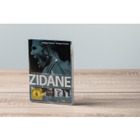 Zidane - Ein Porträt im 21. Jahrhundert - DVD Fußball Film Doku - 11FREUNDE SHOP
