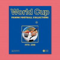 World Cup - Panini Fußballsticker 1970 - 2018