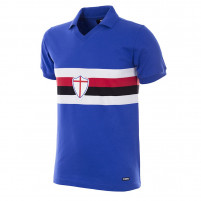 U. C. Sampdoria 1981 - 82 Retro Football Shirt
