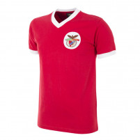SL Benfica 1974 - 75 Retro Football Shirt