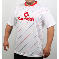 Commodore 1984 Away Trikot