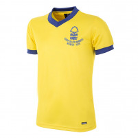 Nottingham Forest 1979-1980 Away Retro Football Shirt