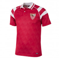 Sevilla FC 1992 - 93 Away Retro Football Shirt