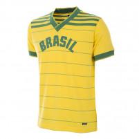 Brazil 1984 Retro Football Shirt