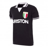 Juventus FC 1986 - 87 Away Retro Football Shirt