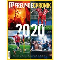 11FREUNDE Chronik 2020