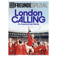 11FREUNDE SPEZIAL - London