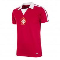 Czechoslovakia 1976 Retro Football Shirt