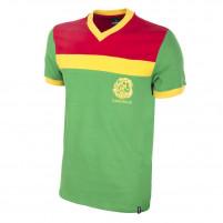 Cameroon 1989 Short Sleeve Retro Football Shirt