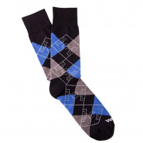 Argyle Football Pitch Socks