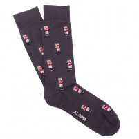 AS Roma Supercoppa Casual Sock