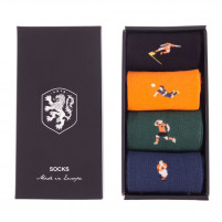 Holland Casual Socks Box Set (New Wave)