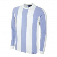 Argentina 1970's Long Sleeve Retro Football Shirt
