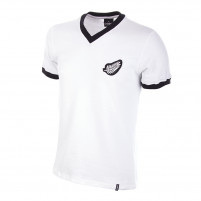 New Zealand World Cup 1982 Short Sleeve Retro Football Shirt