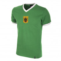 Germany Away 1970's Short Sleeve Retro Football Shirt