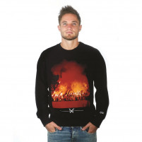Pyro Sweater | Black