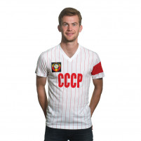 CCCP Captain V-Neck T-Shirt
