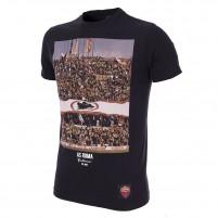 AS Roma Tifosi T-Shirt | Black