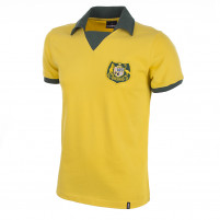 Australia World Cup 1974 Short Sleeve Retro Football Shirt