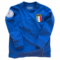 Italy 'My First Football Shirt' Long Sleeve