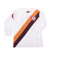 AS Roma Away 'My First Football Shirt' Long Sleeve